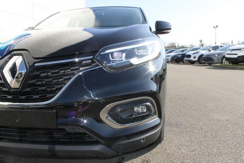 Renault Kadjar 1.3 TCE 140CH FAP GRAPHITE EDC Noir occasion à Saint-Saturnin - photo n°8