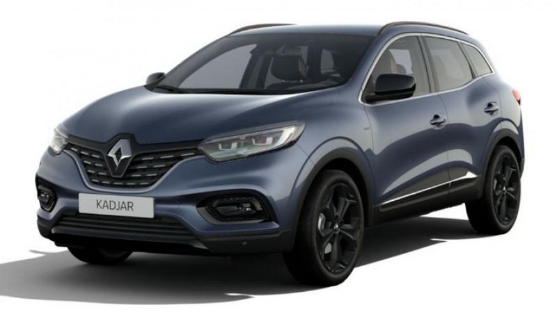 Renault Kadjar 1.3 tce 140cv edc fap 4x2 black edition + adml Gris occasion à Ganges