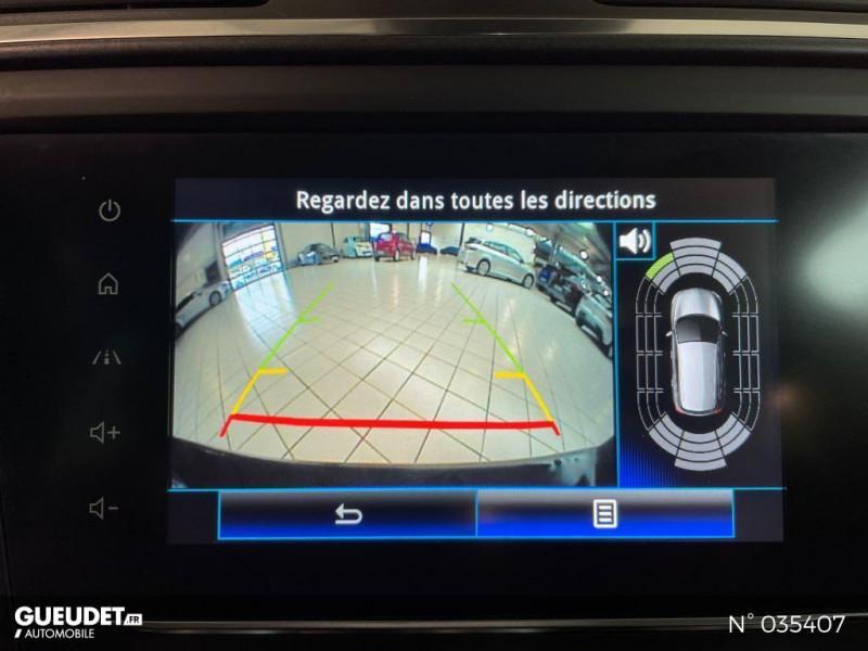 Renault Kadjar 1.5 Blue dCi 115ch Black Edition Gris occasion à Beauvais - photo n°13