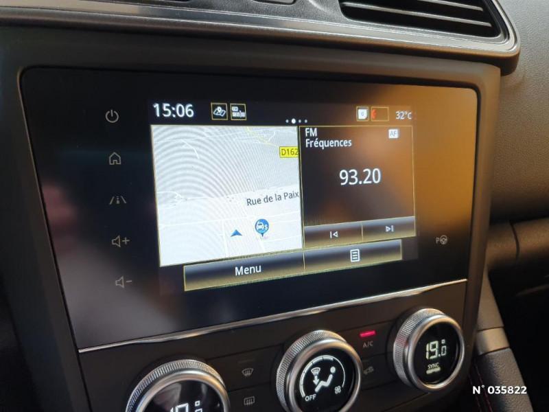 Renault Kadjar 1.5 Blue dCi 115ch Black Edition Blanc occasion à Senlis - photo n°20