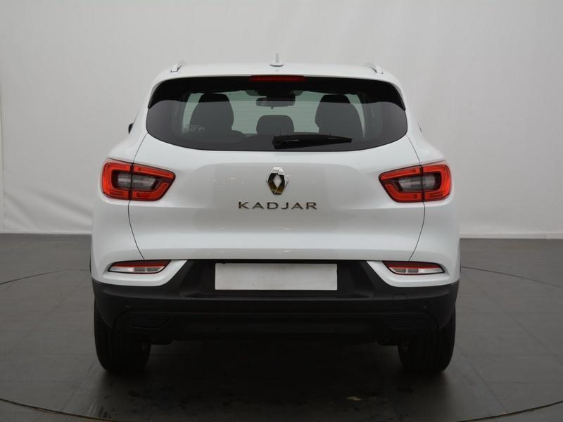 Renault Kadjar 1.5 Blue dCi 115ch Business EDC Blanc occasion à Mérignac - photo n°7