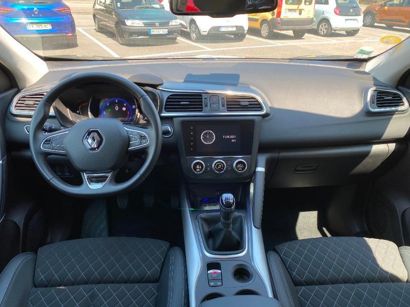 Renault Kadjar 1.5 Blue dCi 115ch Intens 112g Gris occasion à Figeac - photo n°3