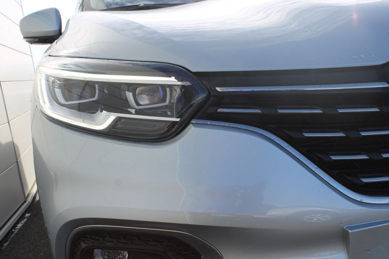 Renault Kadjar 1.5 BLUE DCI 115CH INTENS EDC Gris occasion à Saint-Saturnin - photo n°6