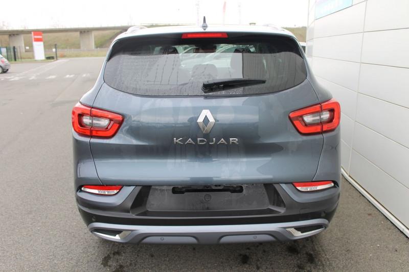 Renault Kadjar 1.5 BLUE DCI 115CH INTENS EDC Gris occasion à Saint-Saturnin - photo n°8