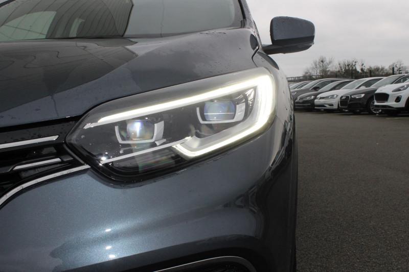 Renault Kadjar 1.5 BLUE DCI 115CH INTENS EDC Gris occasion à Saint-Saturnin - photo n°3