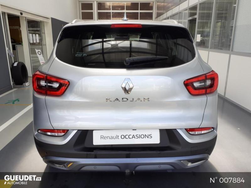 Renault Kadjar 1.5 Blue dCi 115ch Intens Gris occasion à Saint-Just - photo n°3