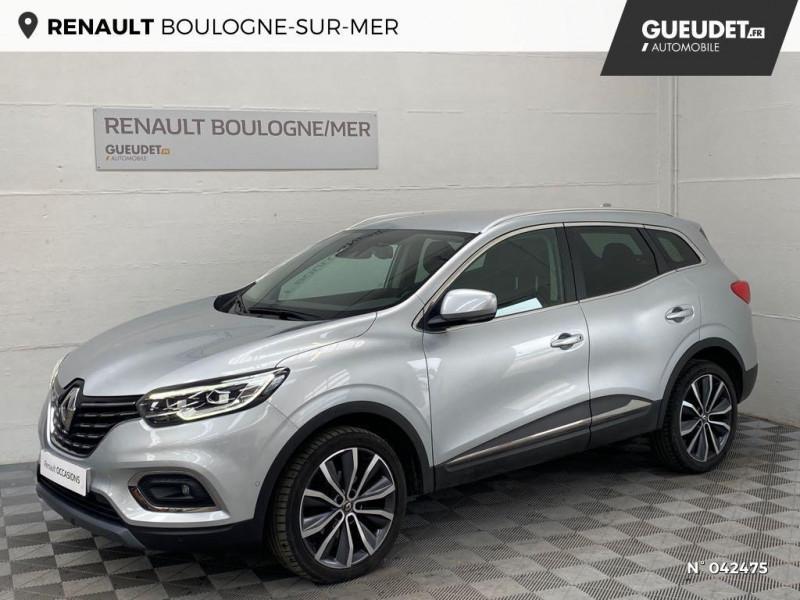Renault Kadjar 1.5 Blue dCi 115ch Intens Gris occasion à Boulogne-sur-Mer
