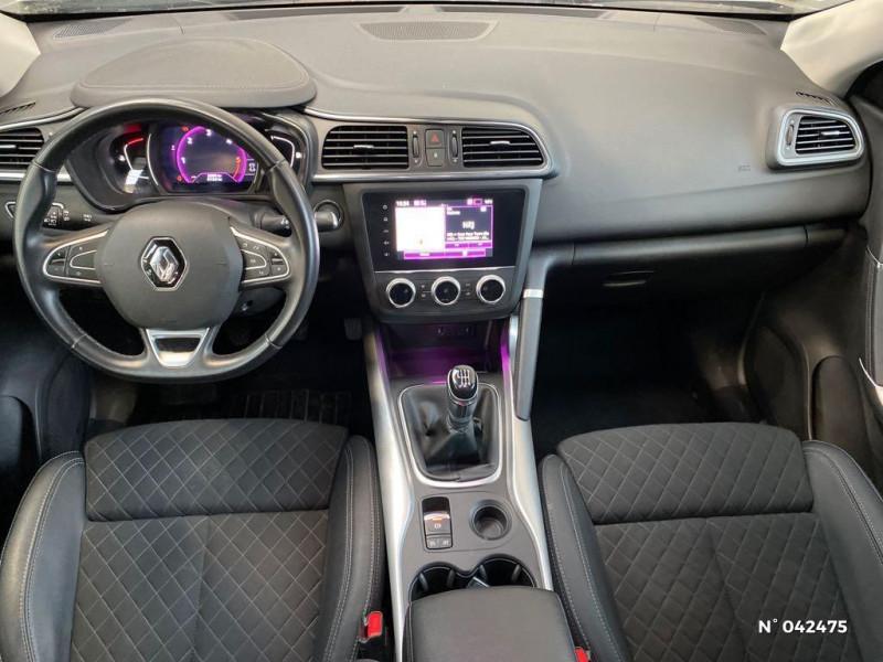 Renault Kadjar 1.5 Blue dCi 115ch Intens Gris occasion à Boulogne-sur-Mer - photo n°10