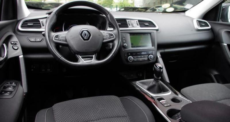 Renault Kadjar 1.5 DCI 110 ENERGY BUSINESS ECO2 Noir occasion à Chambourcy - photo n°2