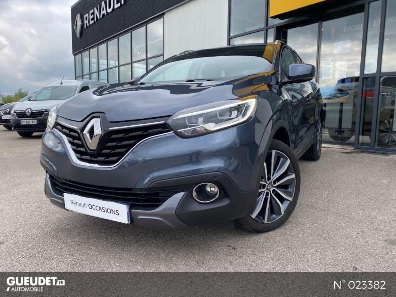 Renault Kadjar 1.5 dCi 110ch energy Business eco² Gris occasion à Neufchâtel-en-Bray