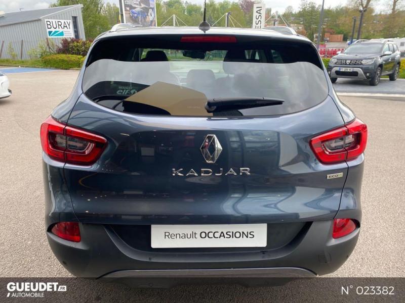 Renault Kadjar 1.5 dCi 110ch energy Business eco² Gris occasion à Neufchâtel-en-Bray - photo n°3