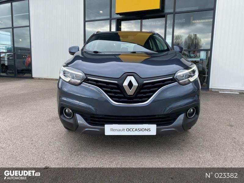 Renault Kadjar 1.5 dCi 110ch energy Business eco² Gris occasion à Neufchâtel-en-Bray - photo n°2