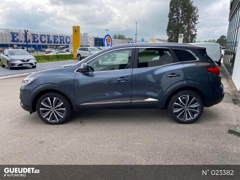 Renault Kadjar 1.5 dCi 110ch energy Business eco² Gris occasion à Neufchâtel-en-Bray - photo n°8