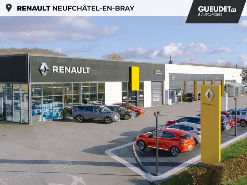 Renault Kadjar 1.5 dCi 110ch energy Business eco² Gris occasion à Neufchâtel-en-Bray - photo n°17