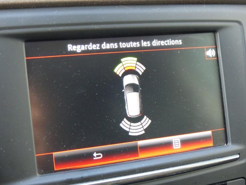 Renault Kadjar 1.5 dCi 110ch energy Edition One EDC eco² Bleu occasion à Aurillac - photo n°8