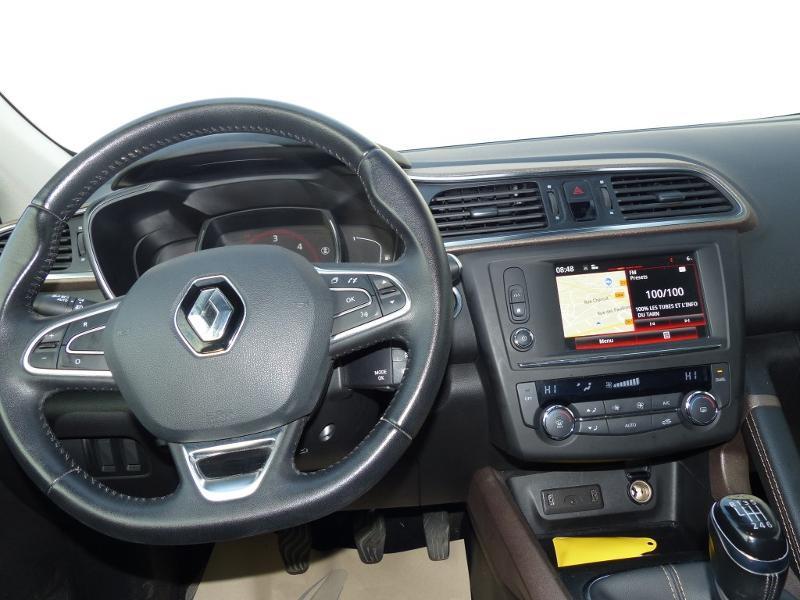 Renault Kadjar 1.5 dCi 110ch energy Edition One EDC eco² Bleu occasion à Aurillac - photo n°5