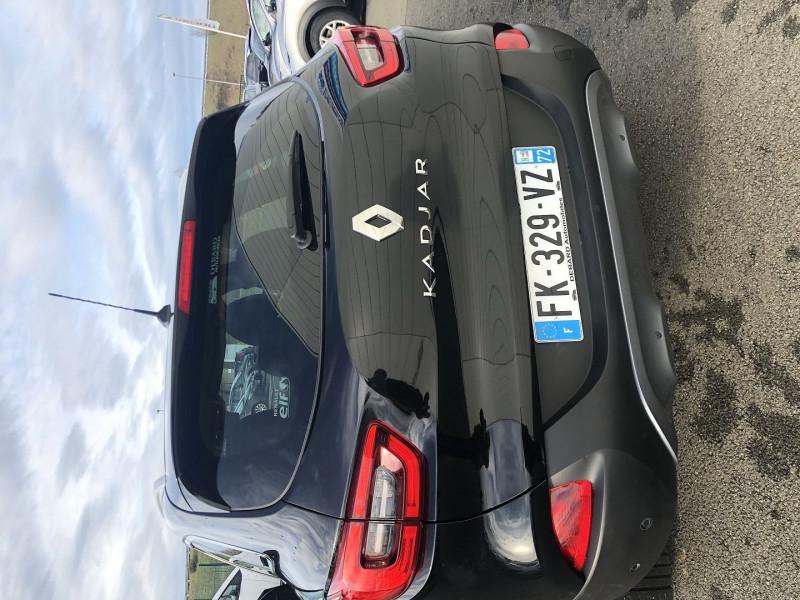 Renault Kadjar 1.5 DCI 110CH ENERGY INTENS ECO² Noir occasion à Saint-Saturnin - photo n°8