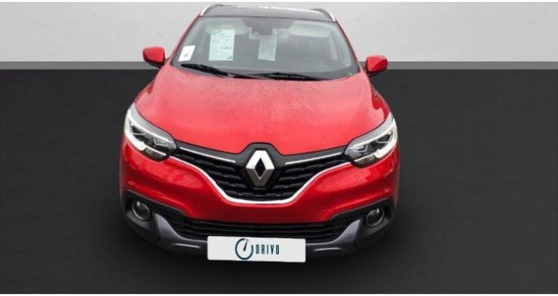 Renault Kadjar 1.5 dCi 110ch energy Intens EDC eco² Rouge occasion à SAINT OUEN L'AUMONE - photo n°3