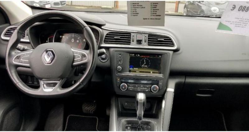 Renault Kadjar 1.5 dCi 110ch energy Intens EDC eco² Rouge occasion à SAINT OUEN L'AUMONE - photo n°6