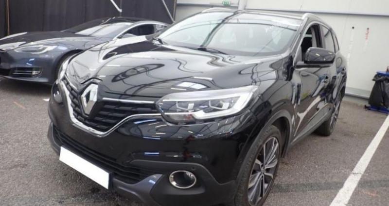 Renault Kadjar 1.6 dCi 130 INTENS Noir occasion à CHANAS