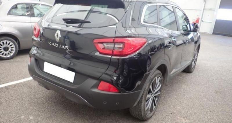 Renault Kadjar 1.6 dCi 130 INTENS Noir occasion à CHANAS - photo n°2