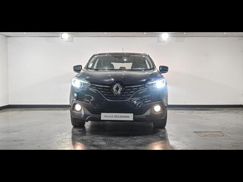 Renault Kadjar 1.6 dCi 130ch energy Black Edition 4WD Noir occasion à Aurillac - photo n°3