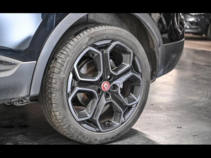 Renault Kadjar 1.6 dCi 130ch energy Black Edition 4WD Noir occasion à Aurillac - photo n°8
