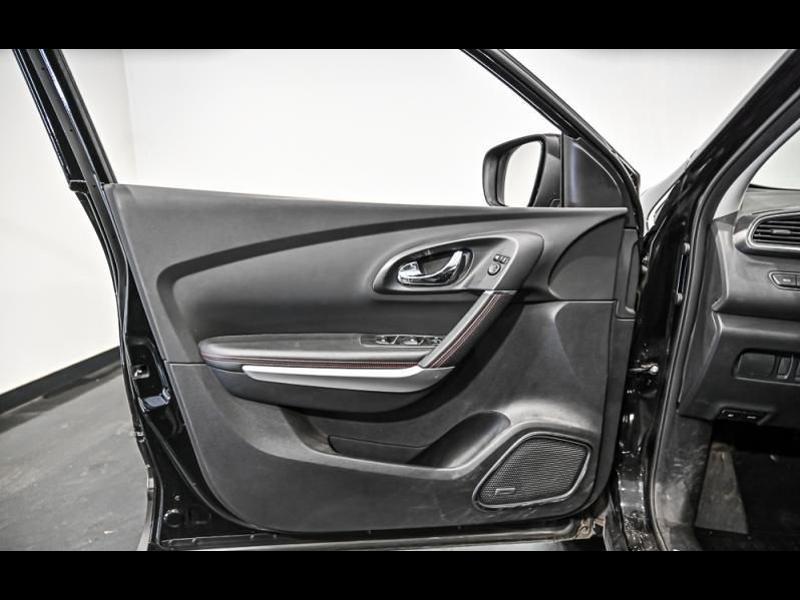 Renault Kadjar 1.6 dCi 130ch energy Black Edition 4WD Noir occasion à Aurillac - photo n°10