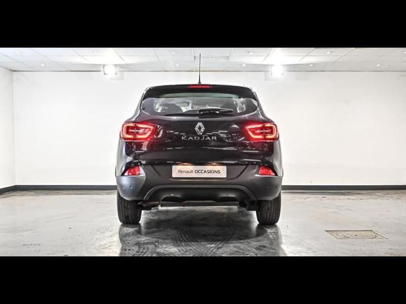 Renault Kadjar 1.6 dCi 130ch energy Black Edition 4WD Noir occasion à Aurillac - photo n°5