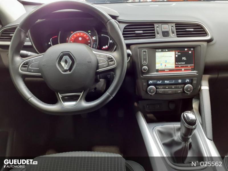 Renault Kadjar 1.6 dCi 130ch energy Black Edition 4WD Blanc occasion à Seynod - photo n°7
