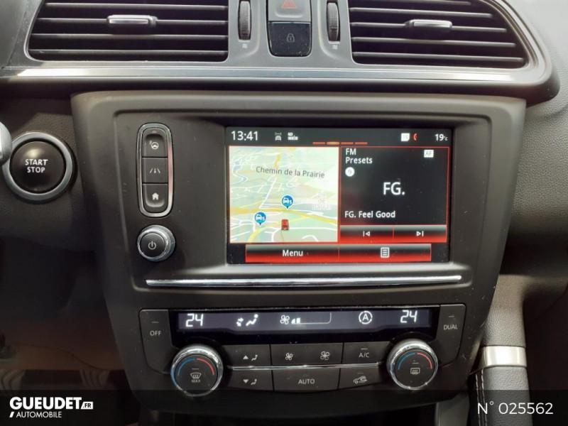 Renault Kadjar 1.6 dCi 130ch energy Black Edition 4WD Blanc occasion à Seynod - photo n°8