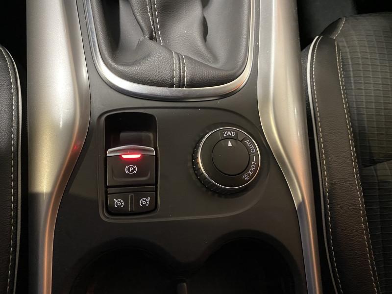 Renault Kadjar 1.6 DCI 130CH ENERGY INTENS 4WD Gris occasion à Foix - photo n°12