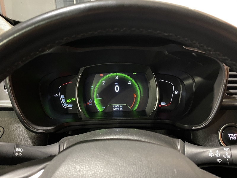 Renault Kadjar 1.6 DCI 130CH ENERGY INTENS 4WD Gris occasion à Foix - photo n°9