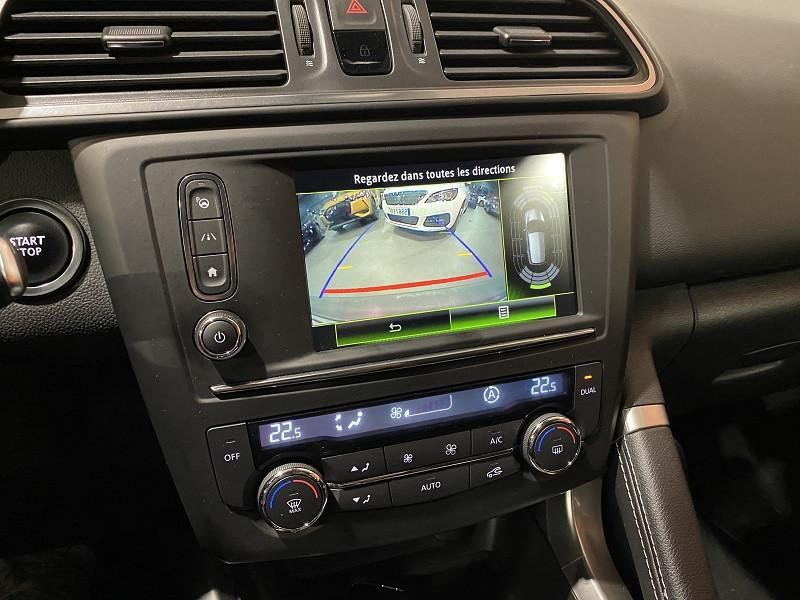 Renault Kadjar 1.6 DCI 130CH ENERGY INTENS 4WD Gris occasion à Foix - photo n°11