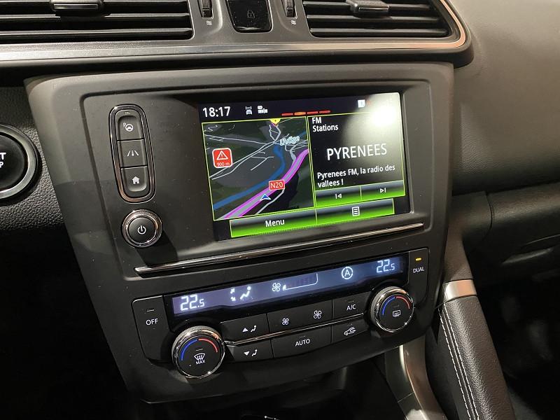 Renault Kadjar 1.6 DCI 130CH ENERGY INTENS 4WD Gris occasion à Foix - photo n°10