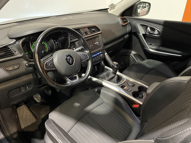Renault Kadjar 1.6 DCI 130CH ENERGY INTENS 4WD Gris occasion à Foix - photo n°6