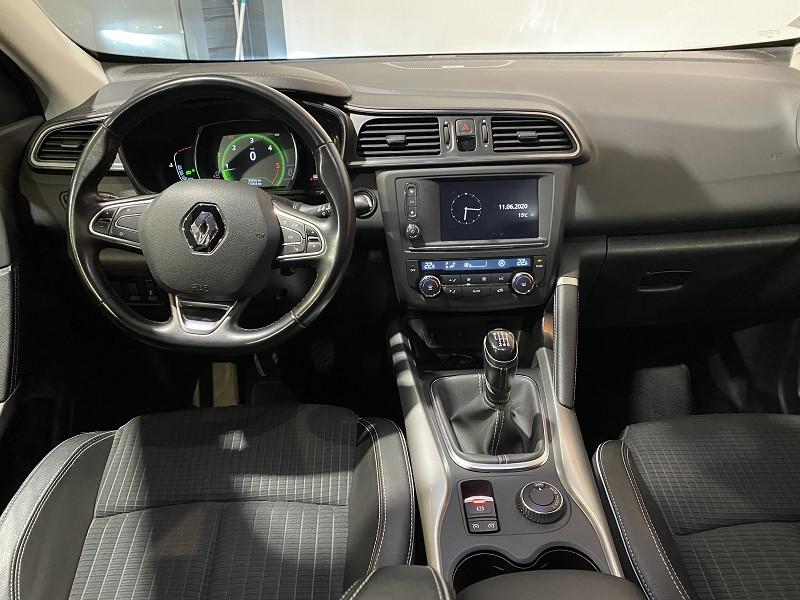 Renault Kadjar 1.6 DCI 130CH ENERGY INTENS 4WD Gris occasion à Foix - photo n°5