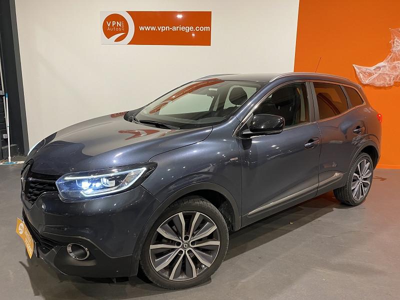 Renault Kadjar 1.6 DCI 130CH ENERGY INTENS 4WD Gris occasion à Foix