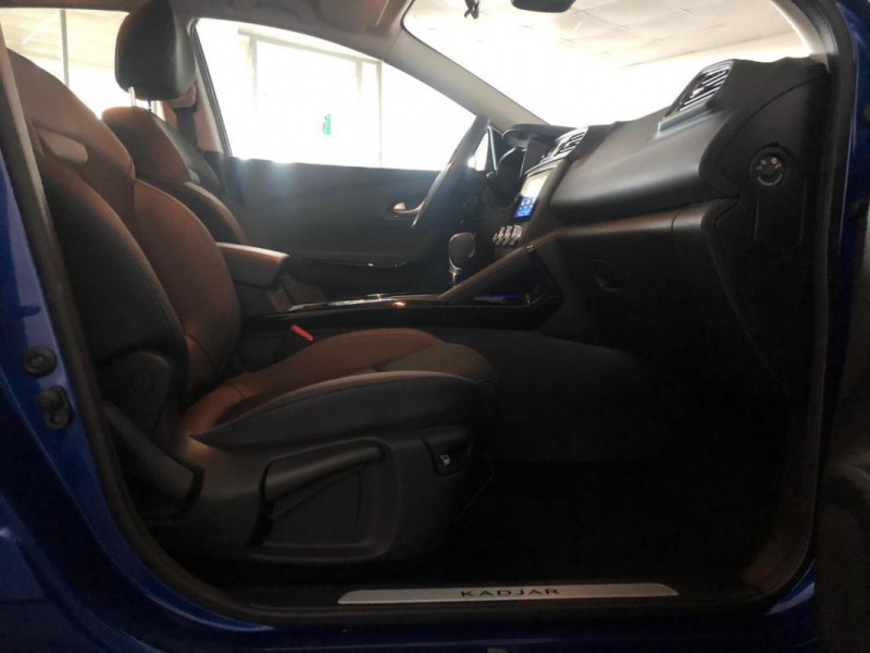 Renault Kadjar Blue dCi 115 EDC Wave Bleu occasion à FLERS - photo n°13
