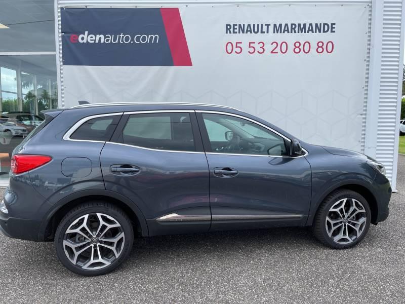 Renault Kadjar Blue dCi 115 Intens Gris occasion à Sainte-Bazeille - photo n°2