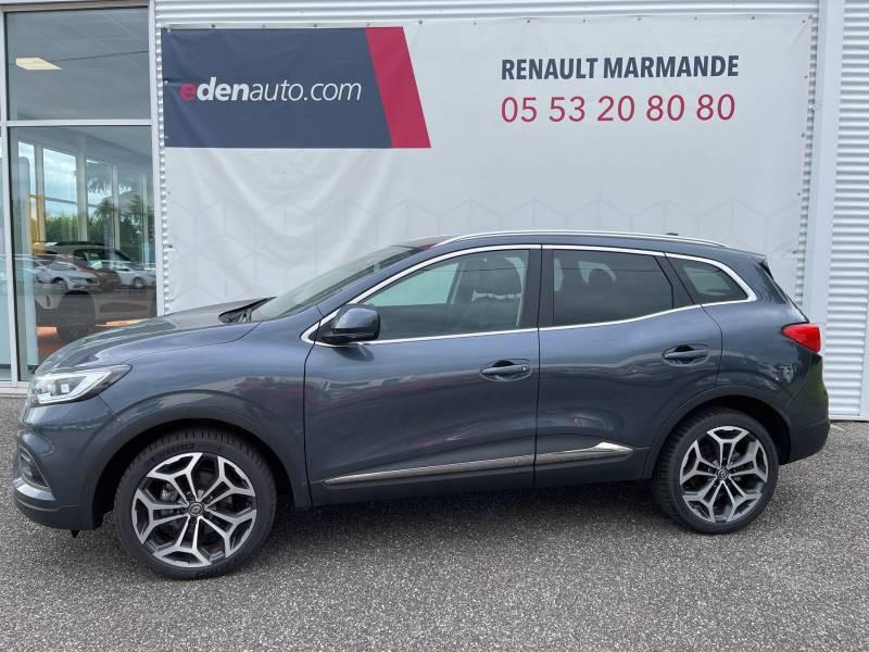 Renault Kadjar Blue dCi 115 Intens Gris occasion à Sainte-Bazeille