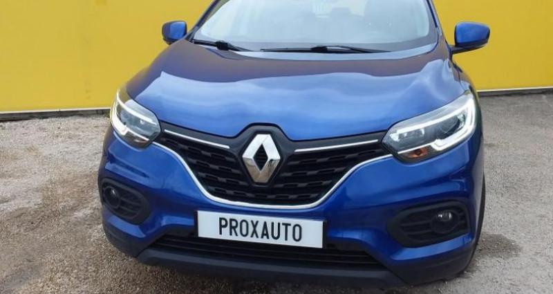 Renault Kadjar BUSINESS Blue dCi 115 Bleu occasion à Fontenay-le-vicomte - photo n°2