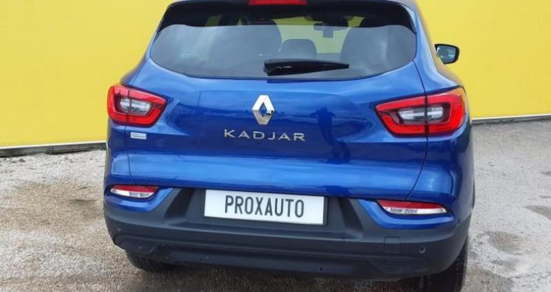 Renault Kadjar BUSINESS Blue dCi 115 Bleu occasion à Fontenay-le-vicomte - photo n°5