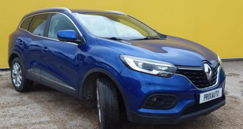 Renault Kadjar BUSINESS Blue dCi 115 Bleu occasion à Fontenay-le-vicomte - photo n°3