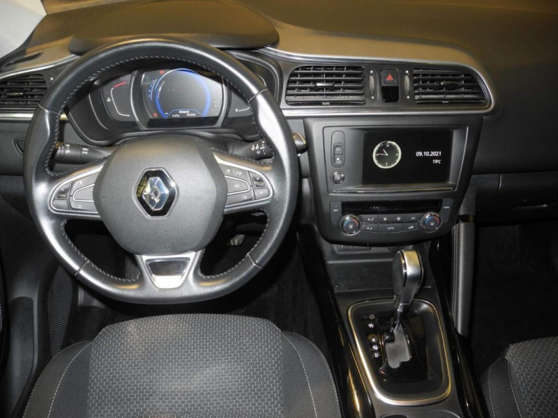 Renault Kadjar BUSINESS dCi 110 Energy EDC Gris occasion à AURAY - photo n°5