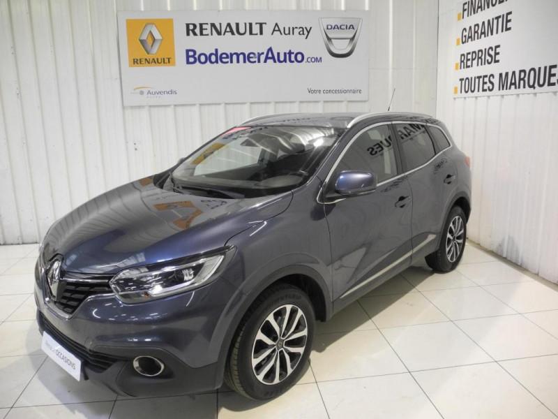 Renault Kadjar BUSINESS dCi 110 Energy EDC Gris occasion à AURAY