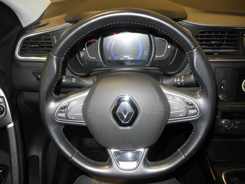 Renault Kadjar BUSINESS dCi 110 Energy EDC Gris occasion à AURAY - photo n°6