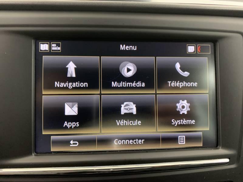 Renault Kadjar BUSINESS dCi 130 Energy Gris occasion à SAINT-BRIEUC - photo n°11