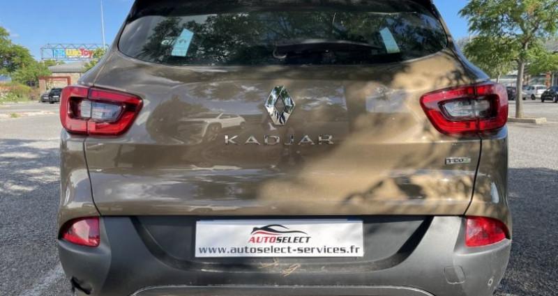 Renault Kadjar dCi 110 Energy Business eco² Bleu occasion à MARSEILLE - photo n°5