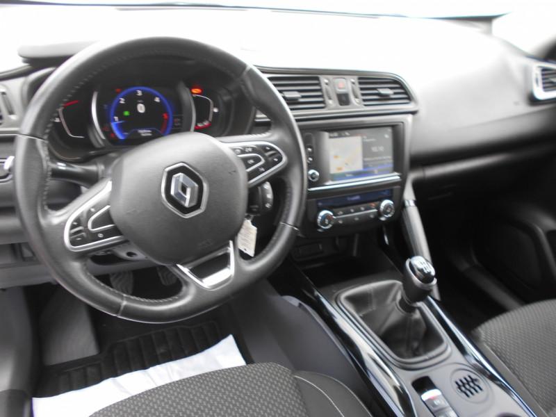 Renault Kadjar dCi 110 Energy eco² Life Gris occasion à Bessières - photo n°8